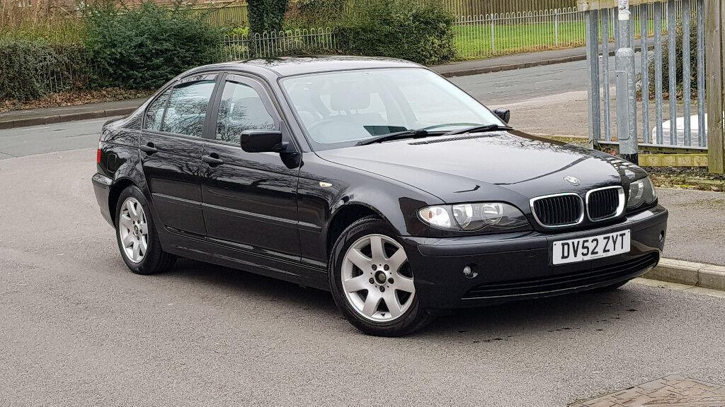 BMW E46 318i 2.0 2003 Full Service History