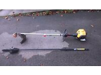 Petrol Strimmer & Chainsaw 2in1 £65