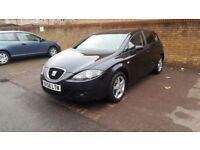 SEAT LEON 2.0TDI REFERENCE SPORT 140BHP 6 SPEED MANUAL, (56PLATE) 118K MINT CONDITION PX WELCOME