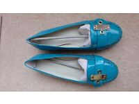 Turquoise Patent courts
