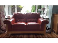 2 seater and 3 seater sofas for sale. Excellent condition.