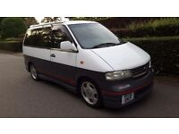 Nissan Largo 2 litre Turbo Diesel 7 Seater Auto Top of the Range Highway Star 🌟