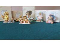 CHERISH TEDDIES. Offers invited for my collection of CHERISH TEDDIES.