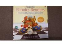 Usbourne Phonics Readers