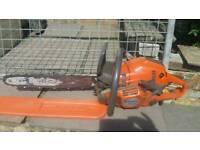 Husqvarna 560 xp petrol chainsaw
