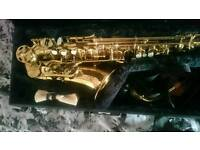 Beautiful Alto Saxophone For Sale