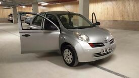 Nissan micra automatic one year mot excellent runner
