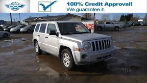 2008 Jeep Patriot Sport 4x4!! Amazing Value!!