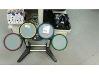 Xbox 360 Rockband Drums