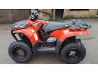 2010 Polaris Hawkeye 300 2×4 utility quad