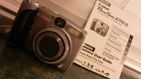 Canon Powershot A710 Digital camera for sale