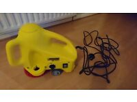 Karcher BD 17 5c polisher, hard surface cleaner, carpet shampooer, stairs cleaner