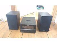 Sony 50 Watt HIFI Speaker System