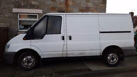 Ford Transit 260 swb....long MOT...good clean van