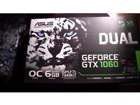 Asus GTX1060 6gb AND Oculus Rift DK2