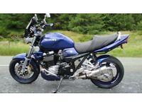 Suzuki gsx1400 k3