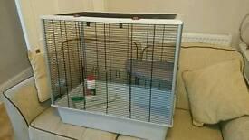Furet Plus rat cage