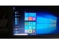 Sony Vaio PCG-4V1L Netbook/Intel Atom 1.66Ghz/1Gb Ram/250Gb HDD/Windows 10