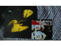 """Hue and cry album + 7"""" album"""