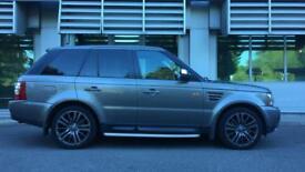 2007 Range Rover sport TD V8