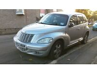 For Sale Chrysler PT Cruiser 2.2 Man CRDi. Great Condition for year, Long MOT.