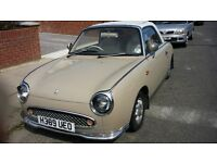 Nissan figaro excellent condition
