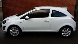 corsa 1.2 lady owner