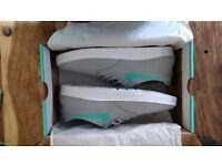 Nike SB Lunar Oneshot Shoes- Crystal Mint- Size 9 UK