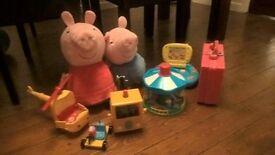 Peppa Pig Bundle of Toys