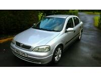 Vauxhall astra sxi 1.6 eco 5 door hatchback