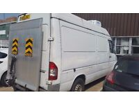 Mercedes Sprinter 2005 with Tale Lift