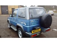 DAIHATSU SPORTS TRACK FOR SALE VERY GOOD CONDITION PLEASE NO TIME WASTERS