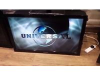 "Samsung 40"" Full HD 1080p Freeview LCD TV £100"