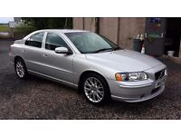 2007 Volvo S60 D5 sport, 97k, Excellent condition, £3,700 ono.