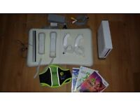 Nintendo Wii system for sale.