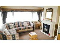 3 Bedroom static caravan for sale at Camber Sands, 12 months, East Sussex, Pet friendly, near Kent