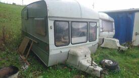 Spares or repair classic caravan £100