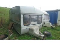 Spares or repair classic caravan £100