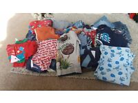 Large bundle of 2-3 year boy clothes