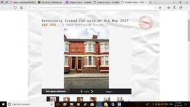 10 WELLBROW ROAD, WALTON, L4 6TZ LARGE 3 BED HOUSE £575 PER MONTH