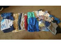 Boys summer bundle 6-7 years