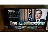 """As new 43"""" smart TV"""
