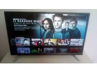 Sharp 32 smart led hd tv + freewiev