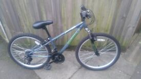 """Apollo Switch bike 24"""" wheels, 18 gears in good working condition"""