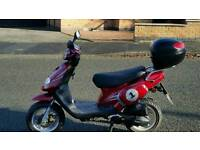 Tgb moped scooter 50cc 2008