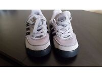 Baby boy Adidas trainers 5UK