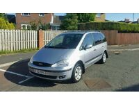 2003 ford galaxy 1.9 tdi (pd) zetec 7 seats full service history great condition