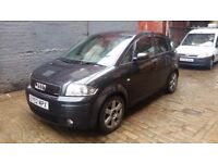 BREAKING 2002 audi a2 1.4 petrol last few parts remaining CLEAROUT PRICES