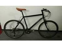 Marin Miurwoods Hybrid Bike like Bad Boy 24 speed