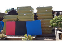 Large EVA Foam Mats Jigsaw Type 20mm Brand New Red/Blue and Red/Black Martial Arts Fitness